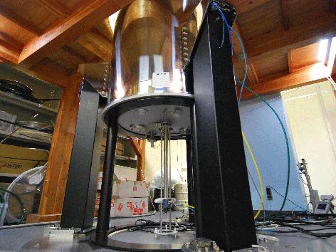 800MHzナローボア固体高分解能NMRシステム