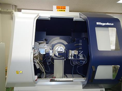 高輝度・高感度型粉末X線回折装置